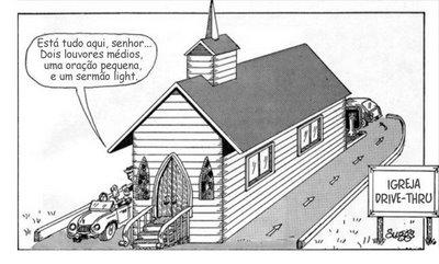 Igreja drive