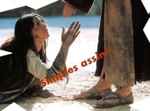 Jesus perdoa