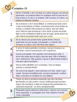 corintios 13
